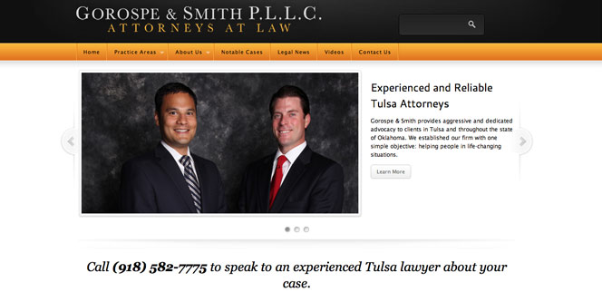 Tulsa Personal Injury Lawyer Gorospe and Smith