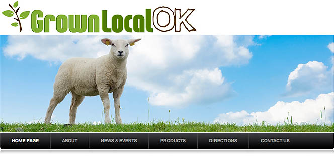 Grown Local OK Oklahoma Web Design